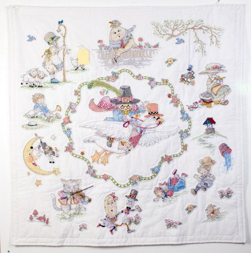 Lap Quilts Mother Goose And Mary Engelbreit On Pinterest