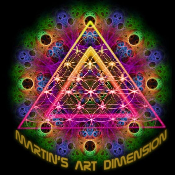 By Martin's Art Dimension #art #consciousness #love #nyc #visionaryart #likeforlike #like4like #followforfollow #spirit #energy #frequency #dream #follow4follow #newyork #spiral #newyorkcity #fractals #tbt #psychadelic #digitalart #me #universe #love #pyramid #mindexpansion #enlightenment #sacredgeometry