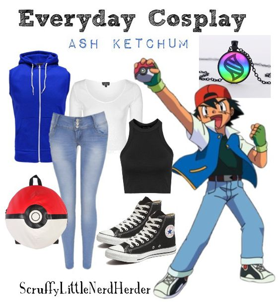 Everyday Cosplay | Ash Ketchum {Nintendo: Pokemon}