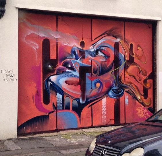 This guy's street art is amazing!  Absolutely love his work! -- by Mr.Cenz in London (LP)