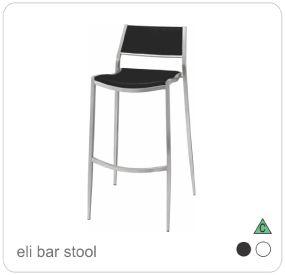 bar stools - eli bar stool