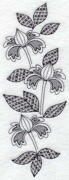 Flores en rama