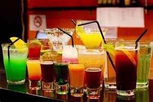 varies drinks