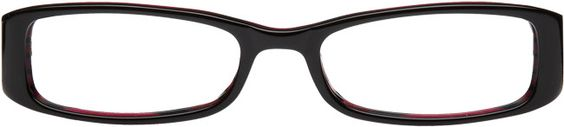candies black rectangle frames for women visionworks