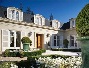 Mansard roof design ideas pictures remodel and decor page 17 beautiful homes exterior - Engaging home exterior decoration using mansard roof design ...