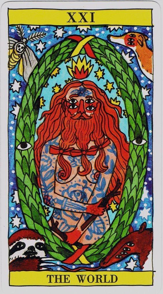 tarot del fuego - ricardo cavolo