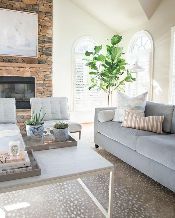 How To Decorate With An Antelope Rug Rugs In Living Room Living Room Carpet Couches Living Room