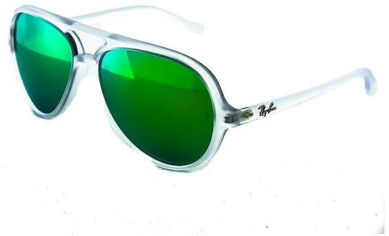 Clear  'Cats 5000' 59mm sunglasses