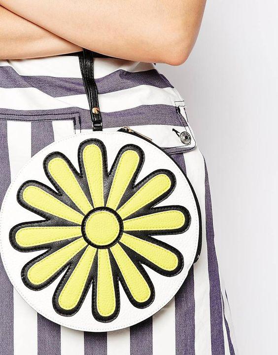 Image 3 ofDaisy Street Daisy Clutch Bag