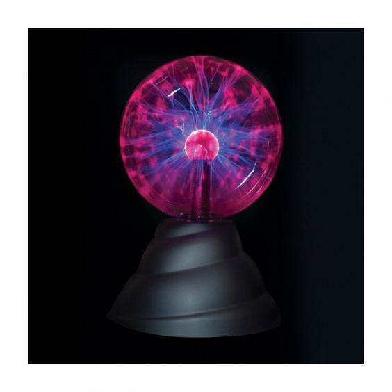 Lampe Plasma 360° - 39,99€ - #Logostore