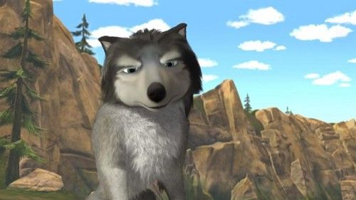 Photo of Humphrey Wolf for fans of Alpha and Omega.
