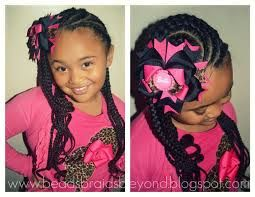 cutie hair with braids nice beautiful :D