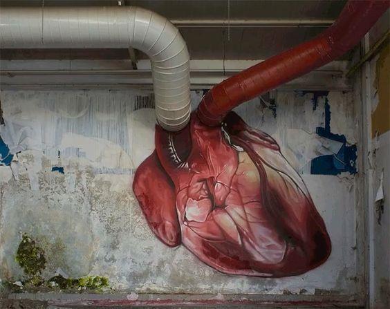 Something new from Lonac in Zagreb, Croatia #streetart #streetartnews @lonacpot: