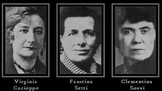 Leonarda Cianciulli, la jabonera de Correggio 34b9e6e9955046bd7ec63b349deffb22