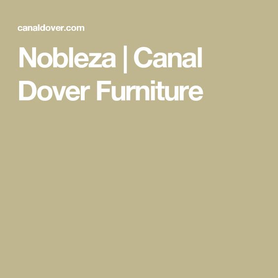 Nobleza Lingerie Chest | Canal Dover Furniture | Nobleza | Pinterest |  Lingerie, Dovers And Extensions