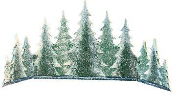 """Rothenburger Weihnachtswerkstatt """"Tannenkulisse"""""""
