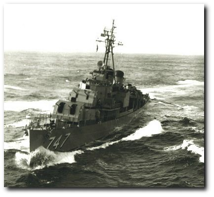 USS Moore Destroyer--My Dad's 1st Ship during WWII--Torpedoman 2nd Class