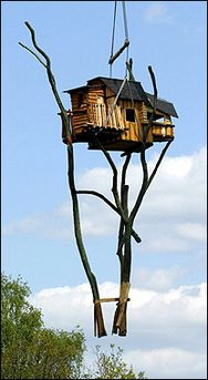 First Tree House Ever Tree Design