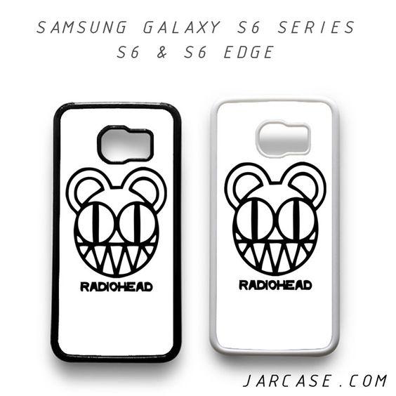 Radio Head Logo Phone case for samsung galaxy S6 & S6 EDGE