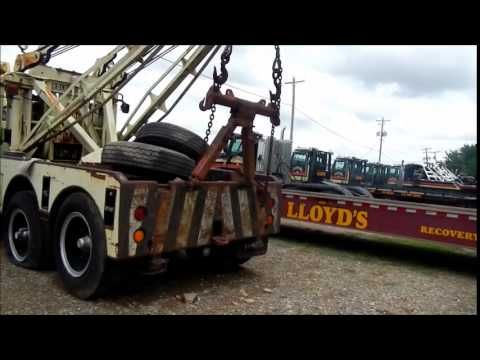 Llord S Wrecker And Recovery Auction Video Youtube