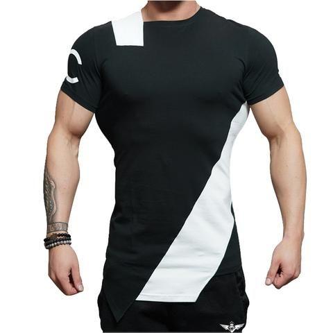 2018 Gyms Bodyengineers Summer The Stadium Shark Stringer T Shirt