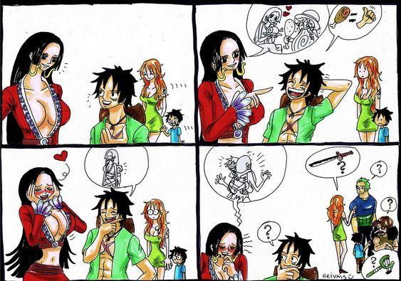 One Piece, Tough luck.. by heivais on DeviantArt