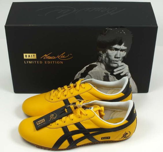 Bait x Onitsuka Tiger Collab On Bruce Lee Shoe For His Birthday