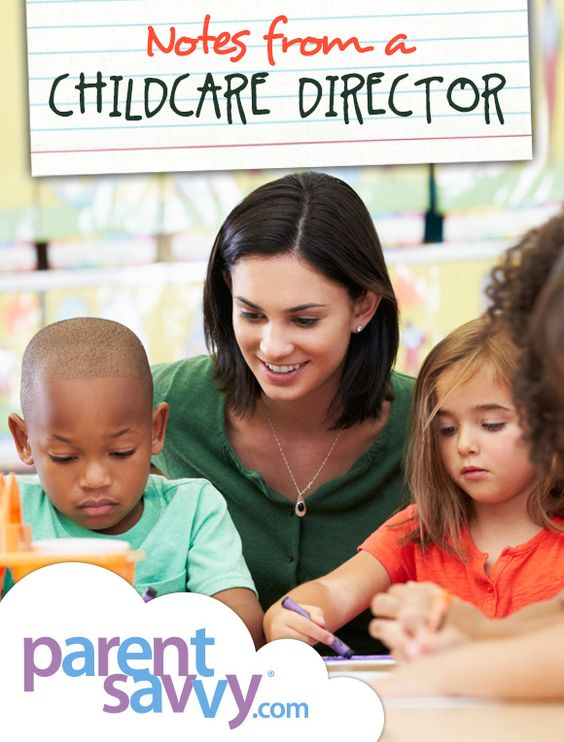 Notes from a Childcare Director | ParentSavvy