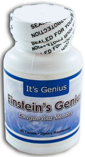 Super Charge Your Brain - Einstein's Genius Better Memory!! Brain Food Supplement It's Genius,http://www.amazon.com/dp/B00BYELKAU/ref=cm_sw_r_pi_dp_lO.Isb1CGJ3MTRSF