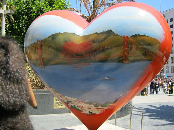 I Left My Heart In San Francisco by tajasel, via Flickr