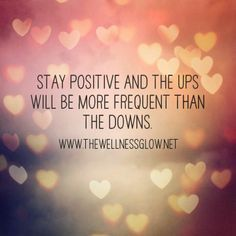 Positive quotes, Think positive quotes and Quotes on Pinterest