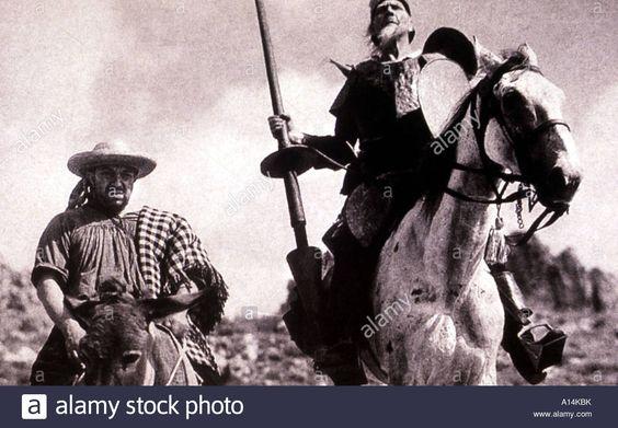 Don Quichotte Year 1933 Director Georg Wilhelm Pabst Feodor Chaliapin Sr Dorville