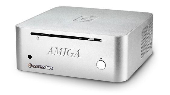 New Commodore Amiga.