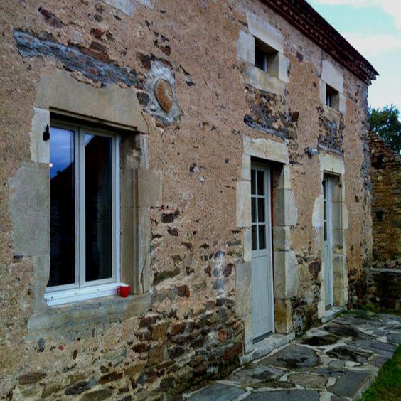 Het Franse platteland nabij Bellenaves