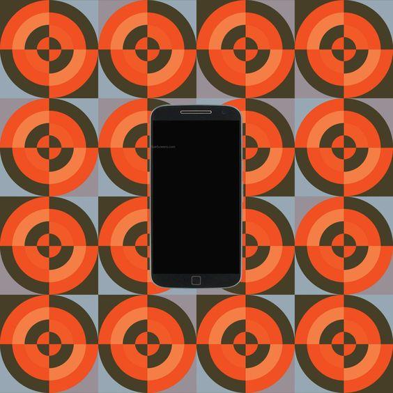 Motorola Moto G4 Plus Screen