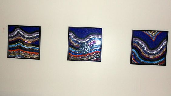 mosaic for my livingroom