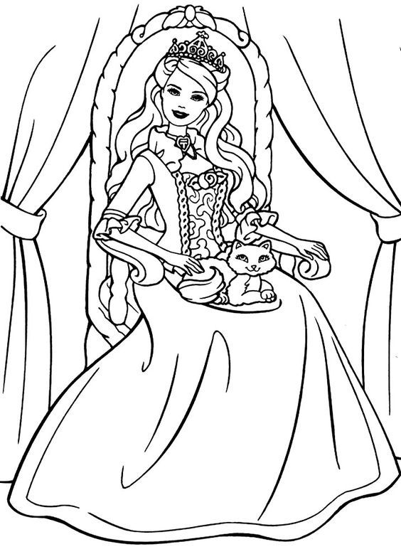 Princess Coloring Pages Part 2 Princess Coloring Pages Monster Coloring Pages My Little Pony Coloring