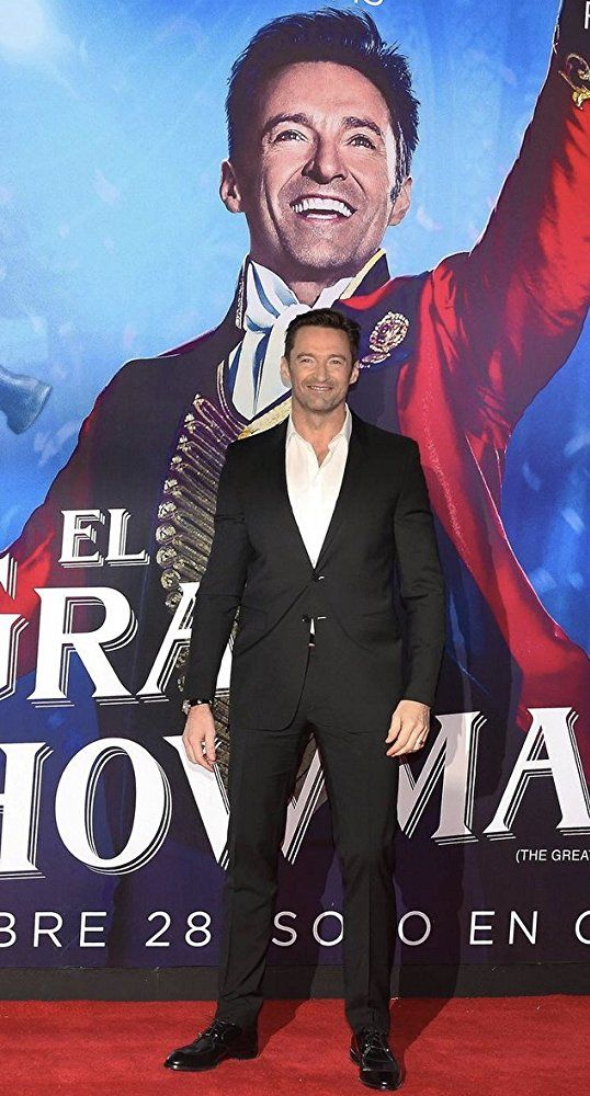 Hugh Jackman In The Greatest Showman 2017 The Greatest Showman Showman Showman Movie