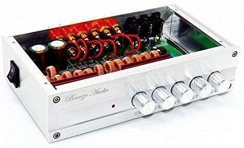 Amazon Com Nobsound Tpa3116 Btl Class D 5 1 Channel Hifi Power Diy Amplifier Audio Amp 100wx1 50wx5 Home Audio Theater Som