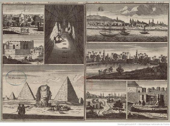 De cómo llegaron las arenas de Egipto a Madrid... - El Reto Histórico