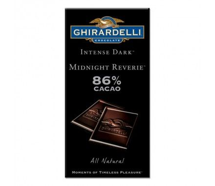 Ghiradelli Intense Dark 86% Cacao Midnight Reverie