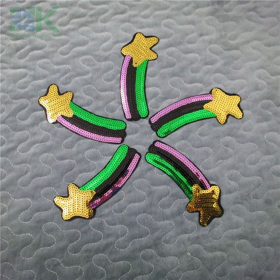 Find More Patches Information about Patches Wholesale New Fashion Sequins Iron on Patches for Clothing Sew on Embroidered Star Patch Garment Applique DIY Accessory,High Quality sequin shorts,China sequin sleeve Suppliers, Cheap sequin garments from Guangzhou Yikunze Trade Co., Ltd. on Aliexpress.com