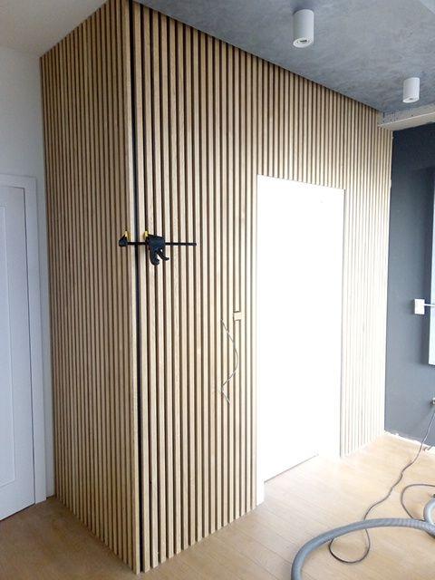 Panele Scienne Listewki Scienne Dab G K Interior Tall Cabinet Storage Home Storage Cabinet