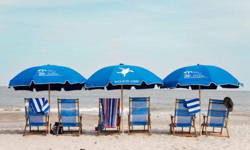 Beach Chair Packages In 2020 Beach Chairs Beach Chair Umbrella Isle Of Palms