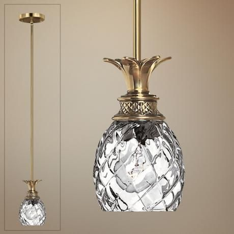 Hinkley Plantation Collection Pendant Chandelier -