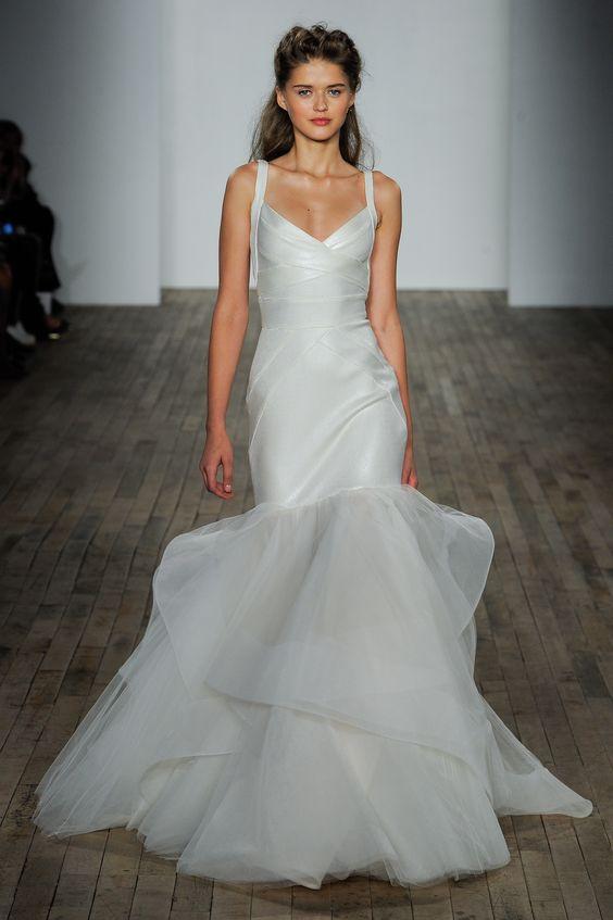 2018 wedding dress trends - Hayley Paige