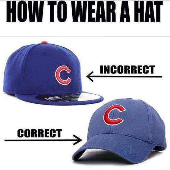 How to wear a hat | Funny Stuff :) | Pinterest