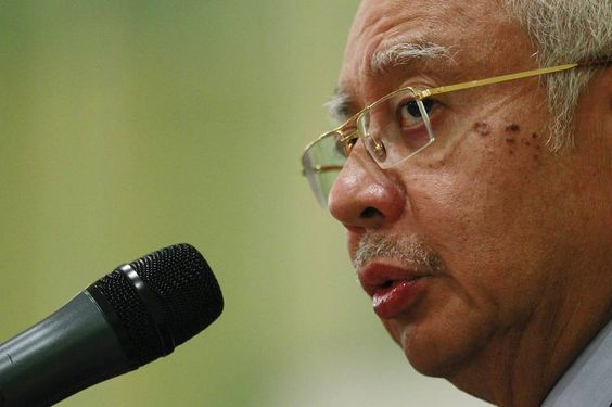 Malaysian Prime Minister Najib Razak announced new investments in Putrajaya on Monday.