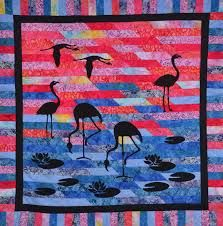 silhouette quilts - Google Search