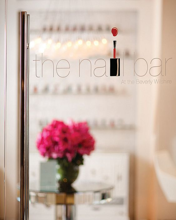Pamper yourself at spa at beverly wilshire beverly hills for 4 season nail salon